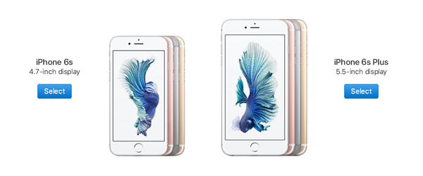 iPhone 6s under £40 deals
