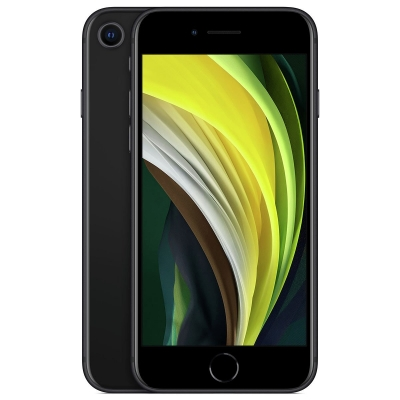 iPhone SE 64GB Mobile Phone SIM Free - Black