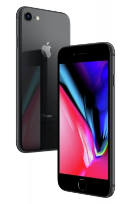 Apple iPhone 8 Plus - 64GB Mobile Phone - Space Grey Pay As You Go
