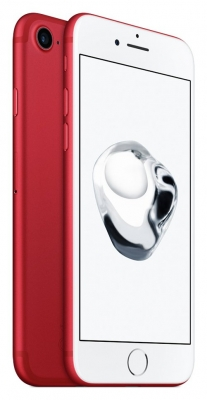 Sim Free iPhone 7 256GB Mobile Phone - Red
