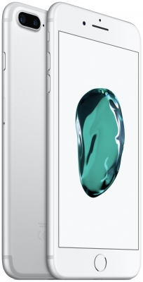 Sim Free iPhone 7 Plus 256GB Mobile Phone - Silver