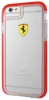 Ferrari - iPhone - 6/6s Shock Case - Red