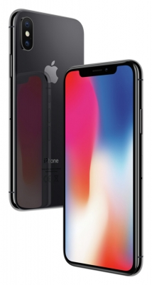 Apple iPhone X 256GB Space Grey - Sim Free