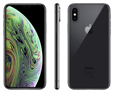 Apple iPhone XS 64GB - Space Gre