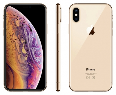 Apple iPhone XS 64GB - Gold