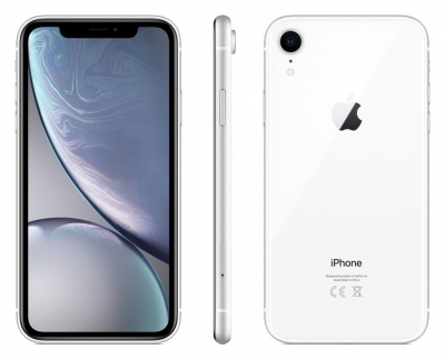 Apple iPhone XR 256GB - White