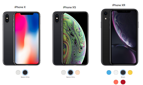 iPhones XS under £900 deals